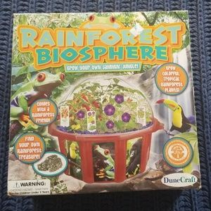 Other - Kids Toy Experiment Growing Rainforest Biosphere